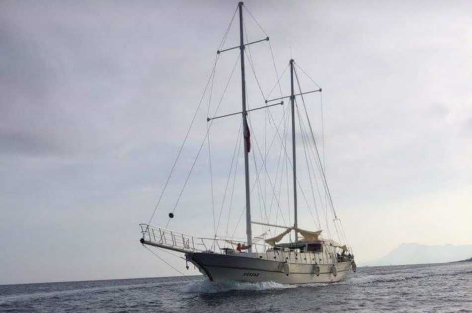 Private Gulet Cruise on the Turkish Coast From Bodrum