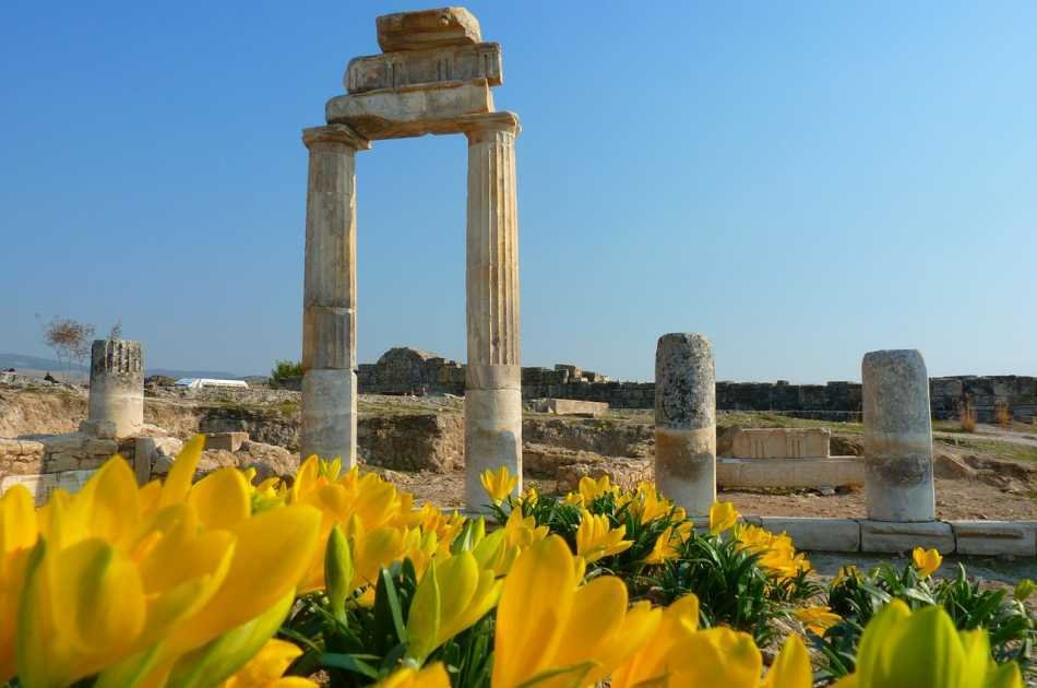 Private Half Day Pamukkale Tour With Lunch