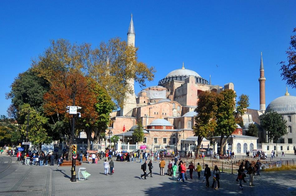 Private Half Day Tour Of Istanbul's Two Continents