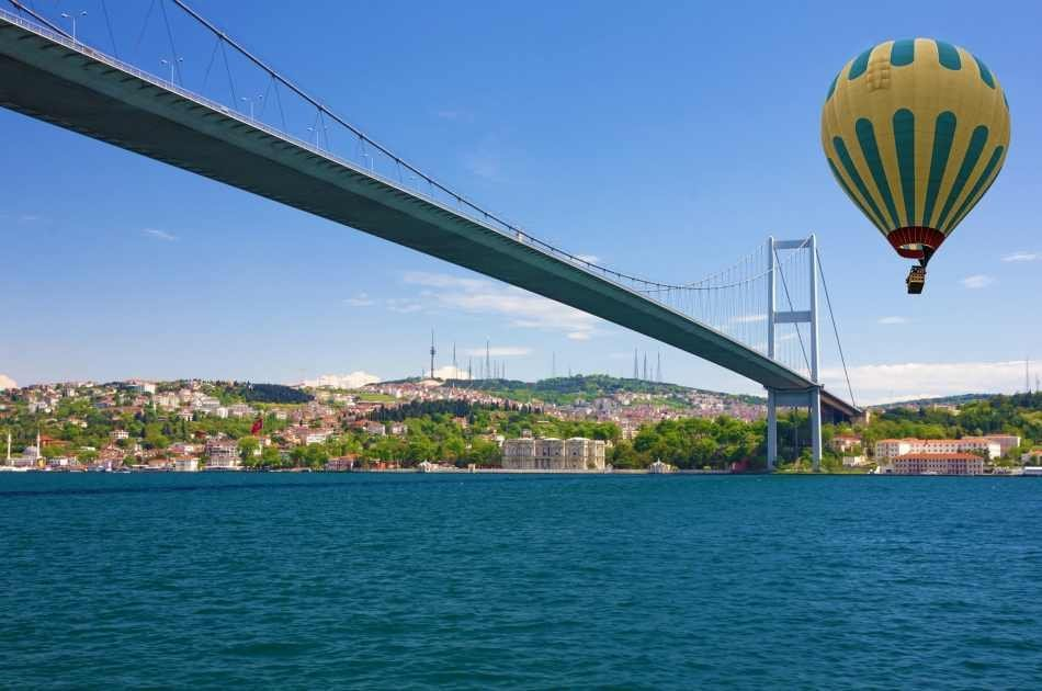 Private Istanbul Departure Transfer to IST Istanbul Airport