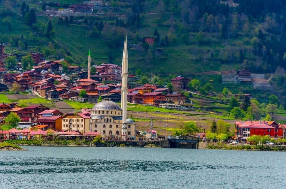 Private Tour of the Switzerland Landscape of Uzungol Lake