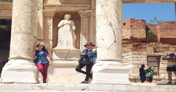 Private Tour Of UNESCO World Heritage Site Ephesus from Istanbul.