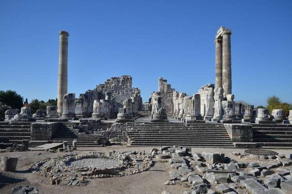 Private Tour to Ephesus, Priene, Miletos and Didyma From Kusadasi Port
