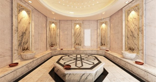 Refreshing 3-4 Hour Istanbul Turkish Bath Experience