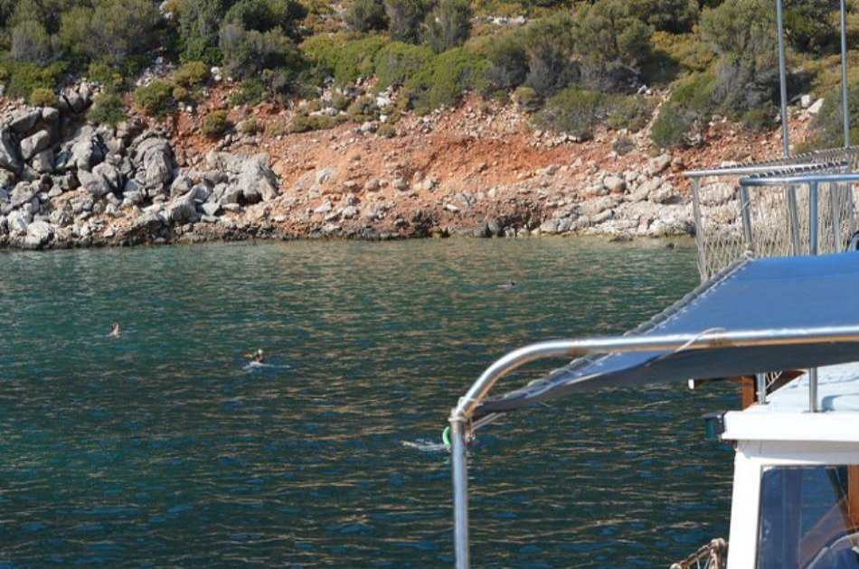 Relax on a 4 Day Turkey Gulet Cruise Tour from Olympos to Fethiye