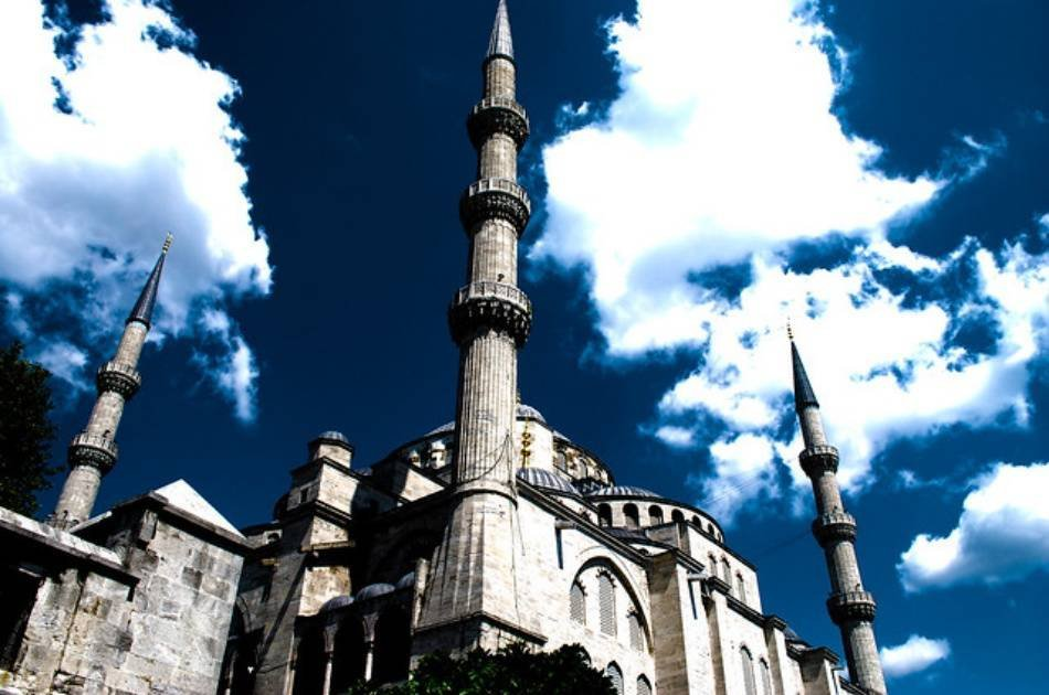 See the Sights on this 7 Day Tour to Antalya, Cappadocia and Istanbul