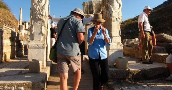 Shared Full Day Ephesus Group Tour from Kusadasi