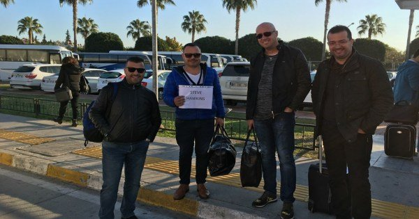 Shared Group Return Shuttle Airport Transfer Service from Bodrum to Kusadasi