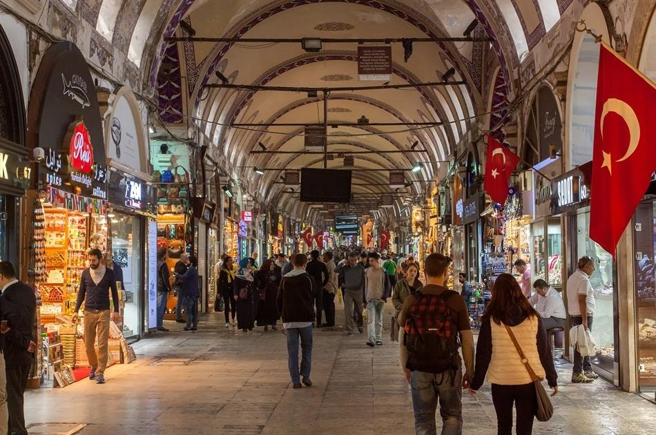 Small Group Full Day Istanbul Tour Including Topkapi Palace and Hagia Sophia