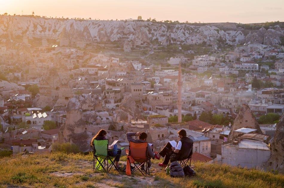 South Cappadocia Group Tour