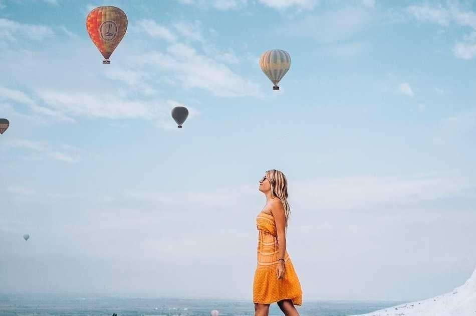 Take a Full Day Tour to Pamukkale From Antalya