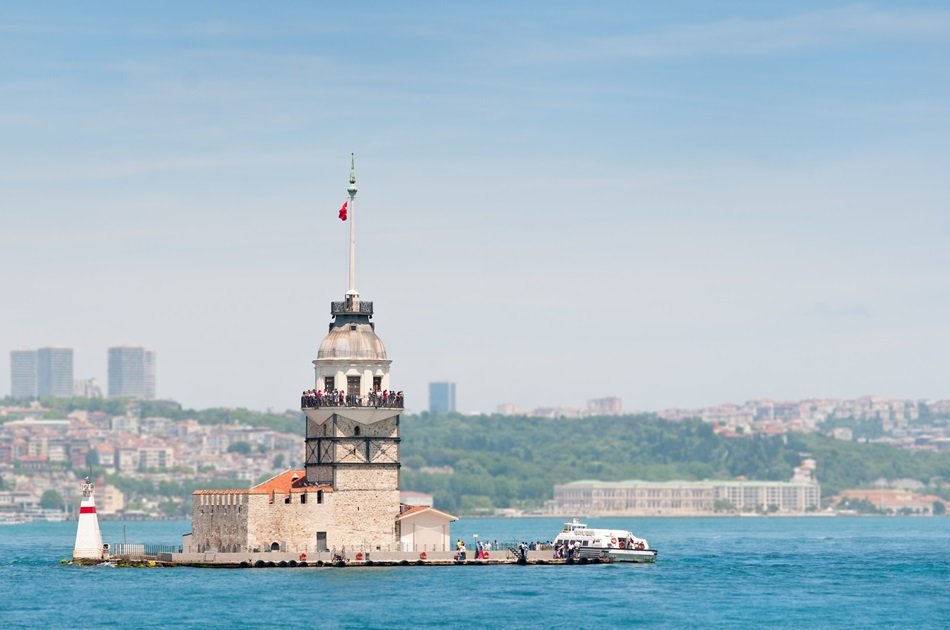 The Istanbul Tour with a Bosphorus Cruise and visits to the Dolmabahce Palace