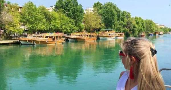 Tour the Manavgat River with a Cruise and Shop in the Grand Bazaar