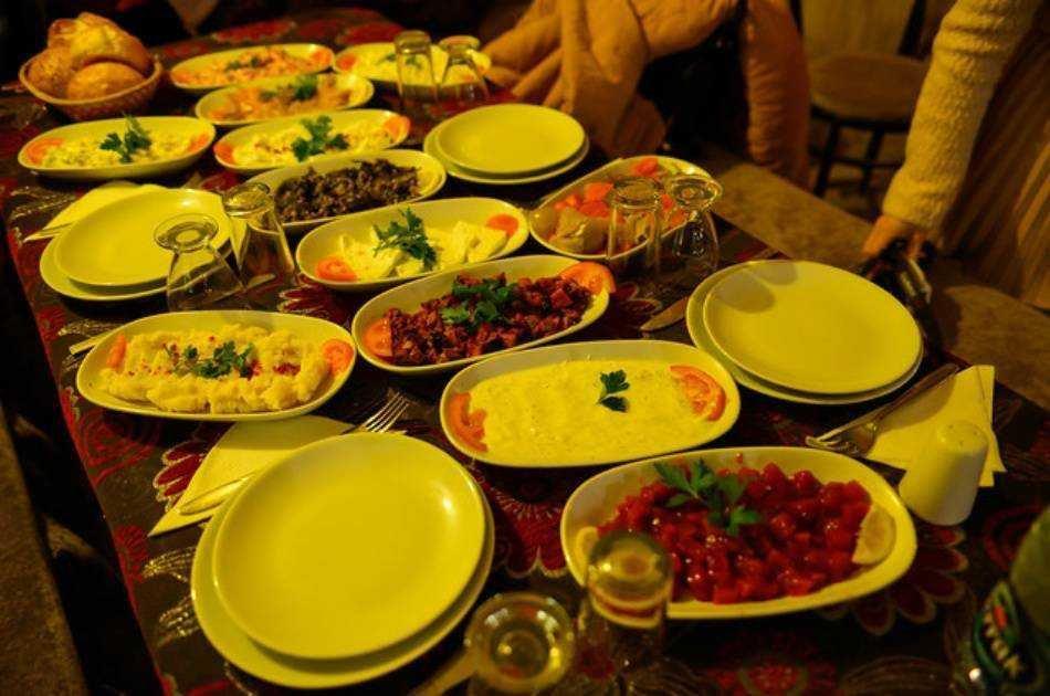 Traditional Turkish Night in Cappadocia