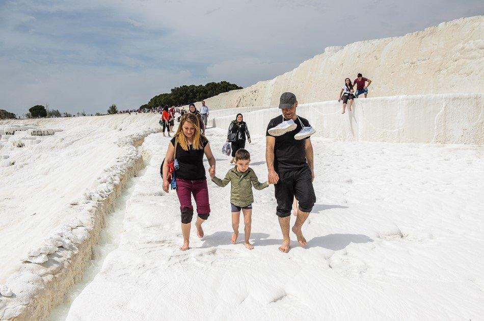 Turkey 8-Day Tour: Istanbul, Cappadocia, Pamukkale, Ephesus