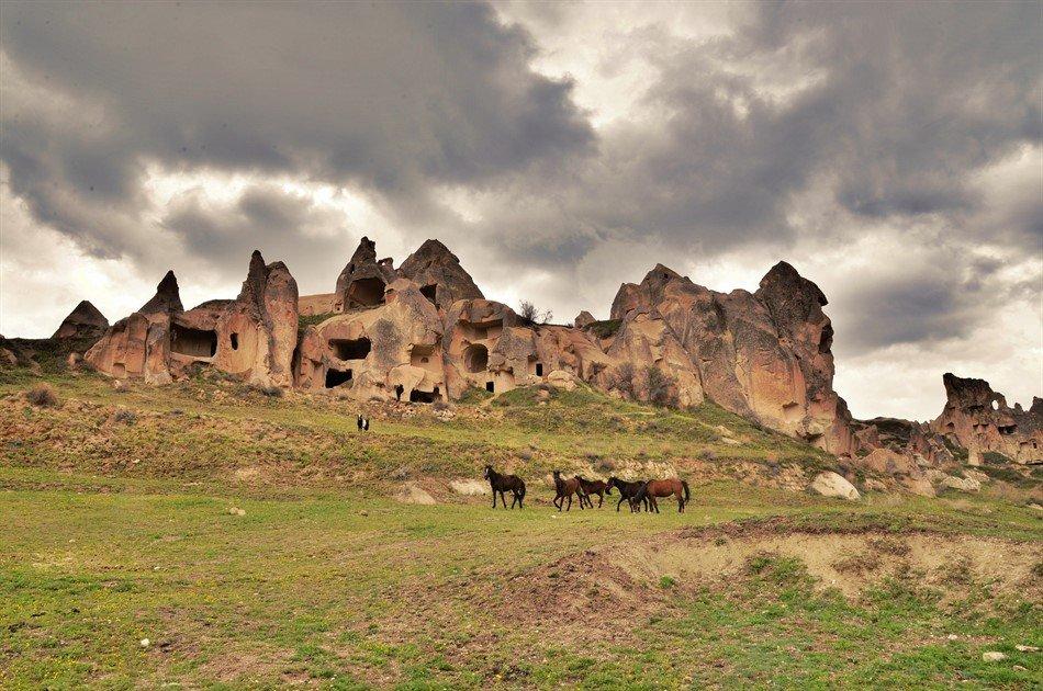 With a Group Tour, Explore the Heart of Cappadocia