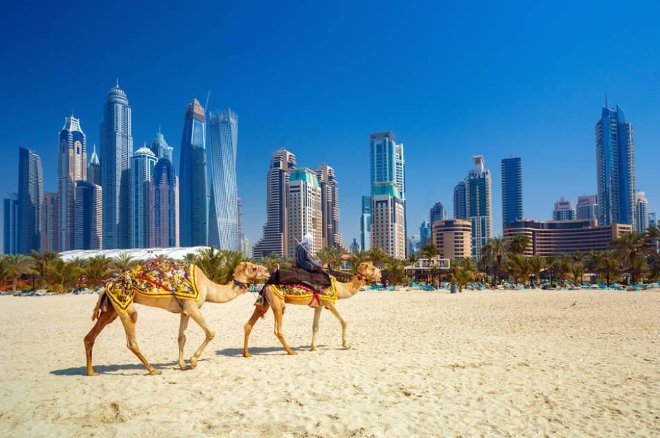 2 Day Stopover in the Amazing Dubai