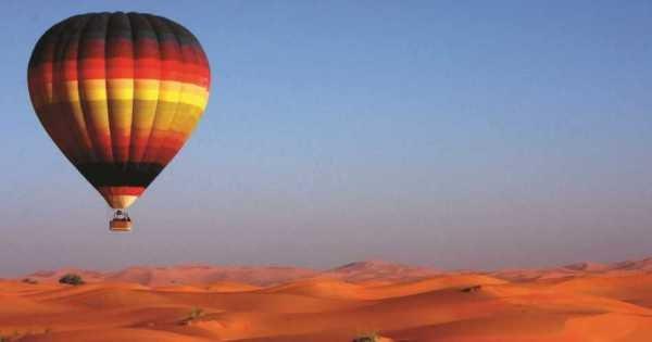 Balloon Flight Dubai