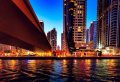 Dhow Cruise Dinner Marina From Dubai