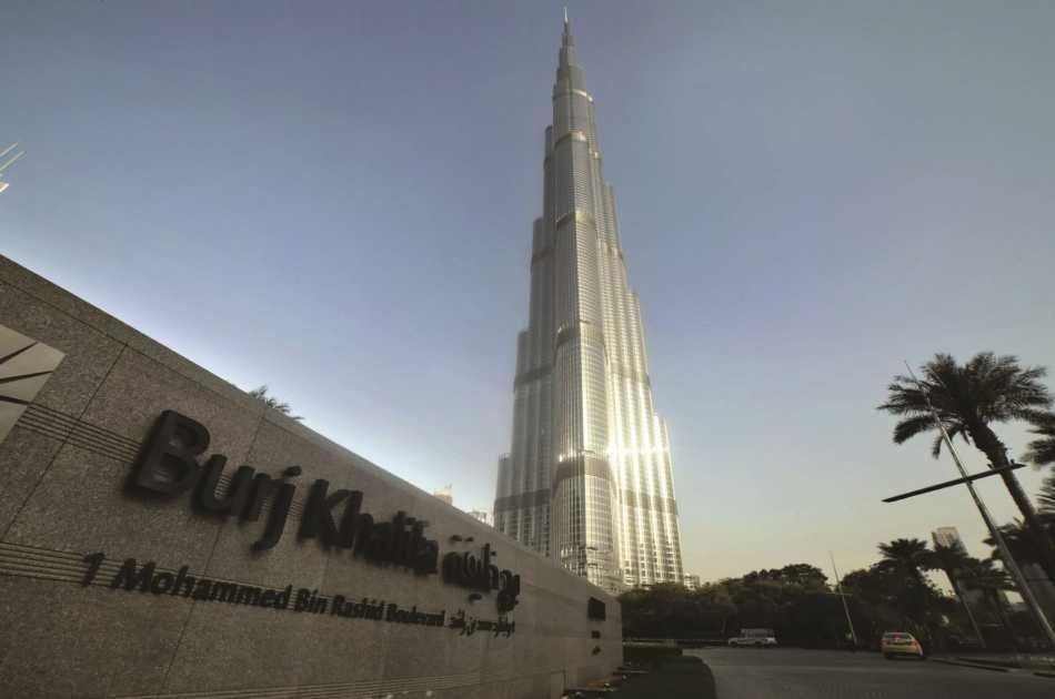 Dubai Half Day With Burj Khalifa From Dubai