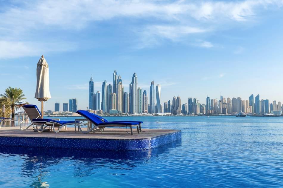 Honeymooners-Dubai Romantica 4 Days Tour