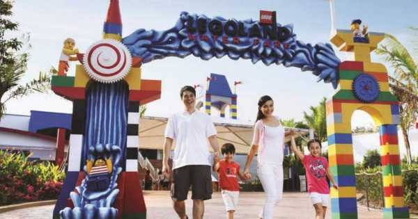 Legoland Water Park Dubai Ticket
