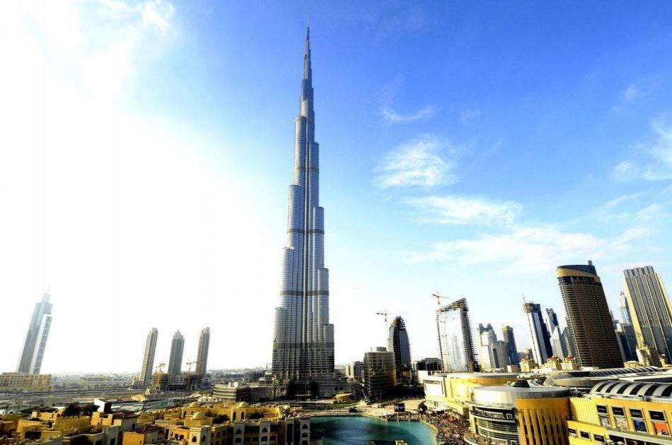 Private At the TOP Burj Khalifa tour