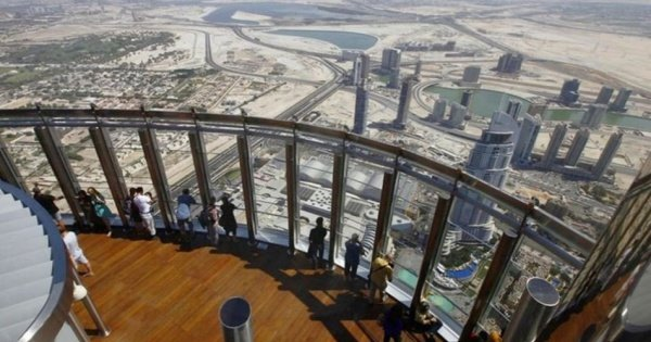 Private At the TOP Burj Khalifa tour