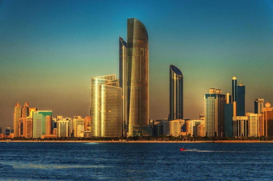 Private Day Trip to Abu Dhabi with Lunch