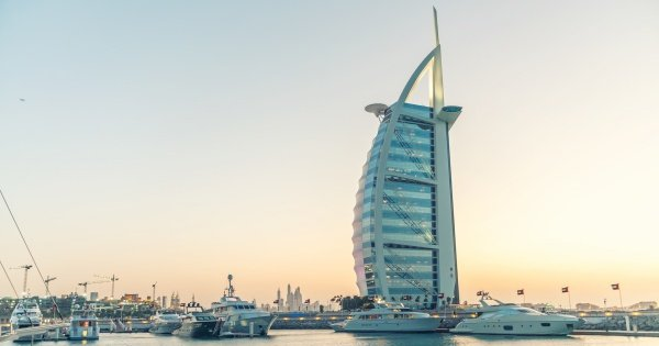 Private Dubai City Tour with Tea at Burj Al Arab