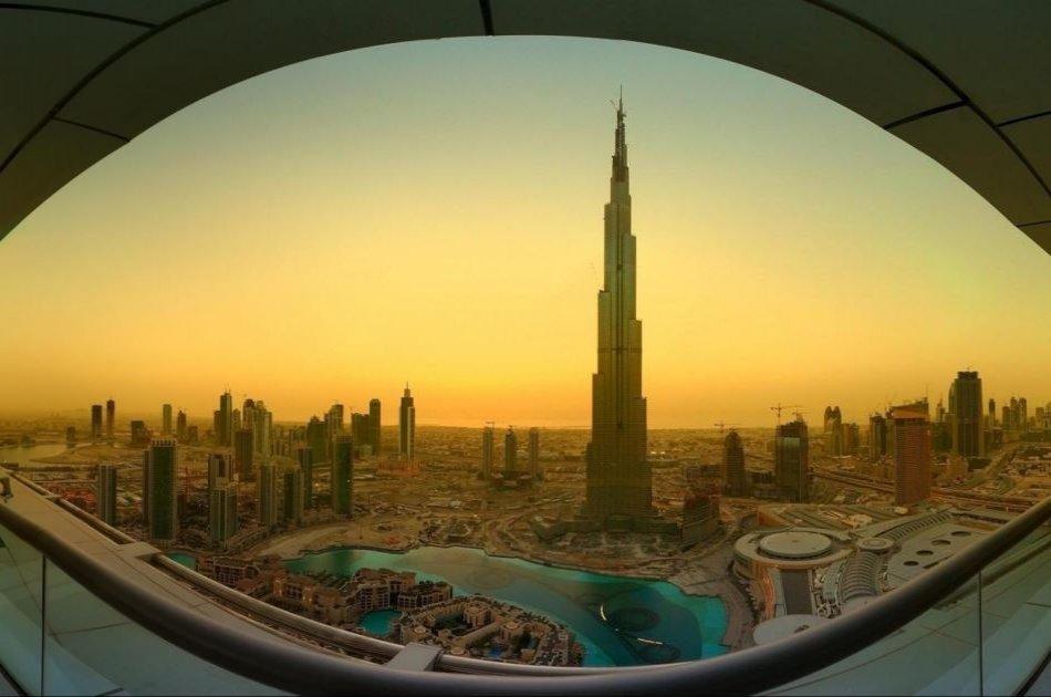 Private Dubai Tour with At the Top Burj Khalifa