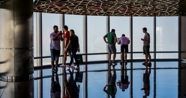 Private Dubai Tour with At the Top Burj Khalifa