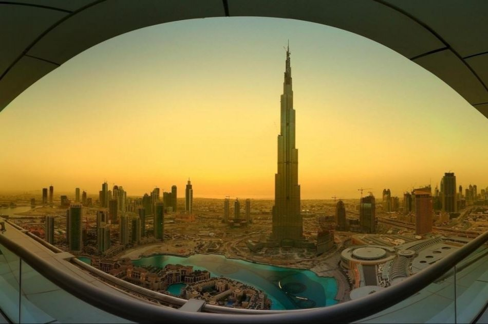 Private full day Dubai tour with Lunch