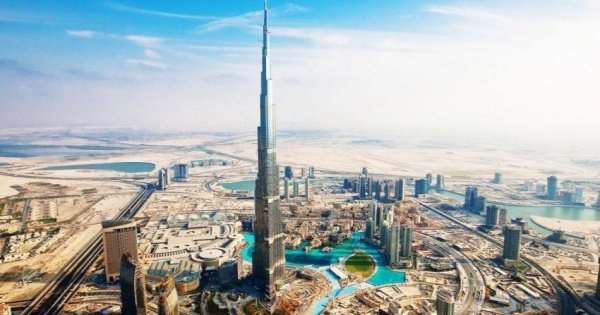 Private Modern Dubai 4 Hour City Tour