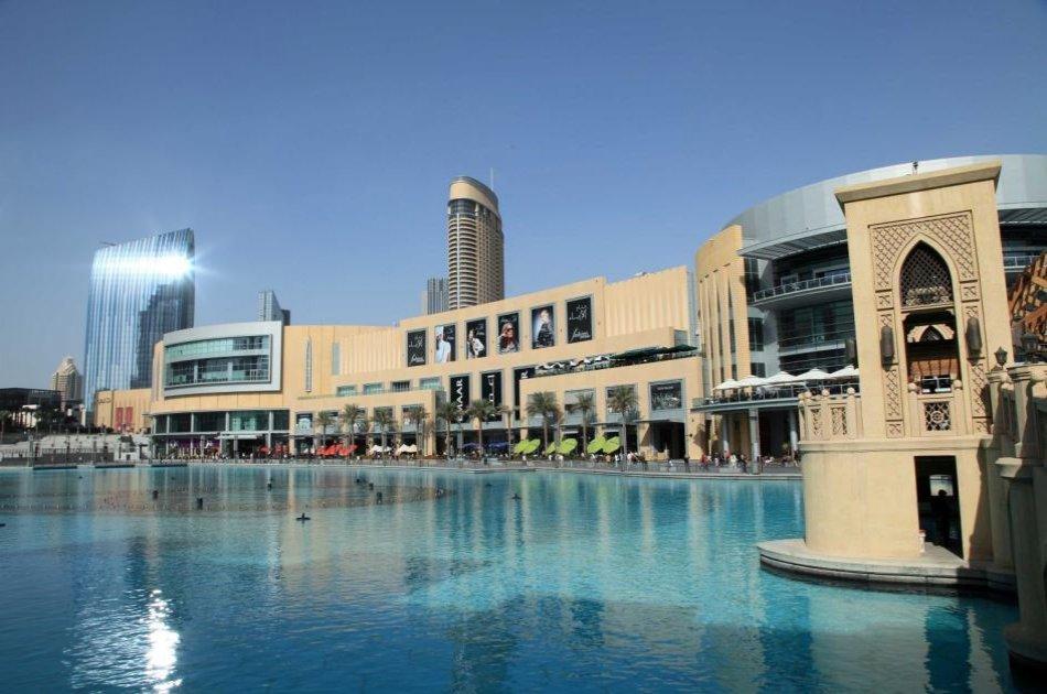 Private Modern Dubai 4 Hour City Tour
