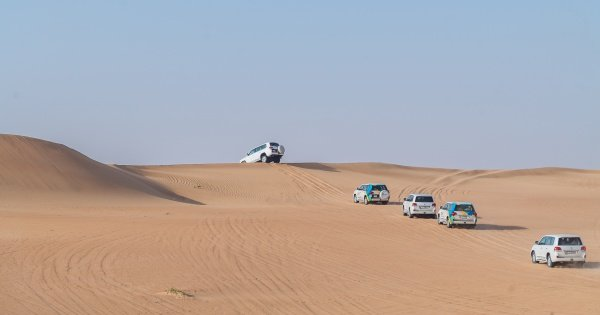 Private Morning Safari of Arabian Desert