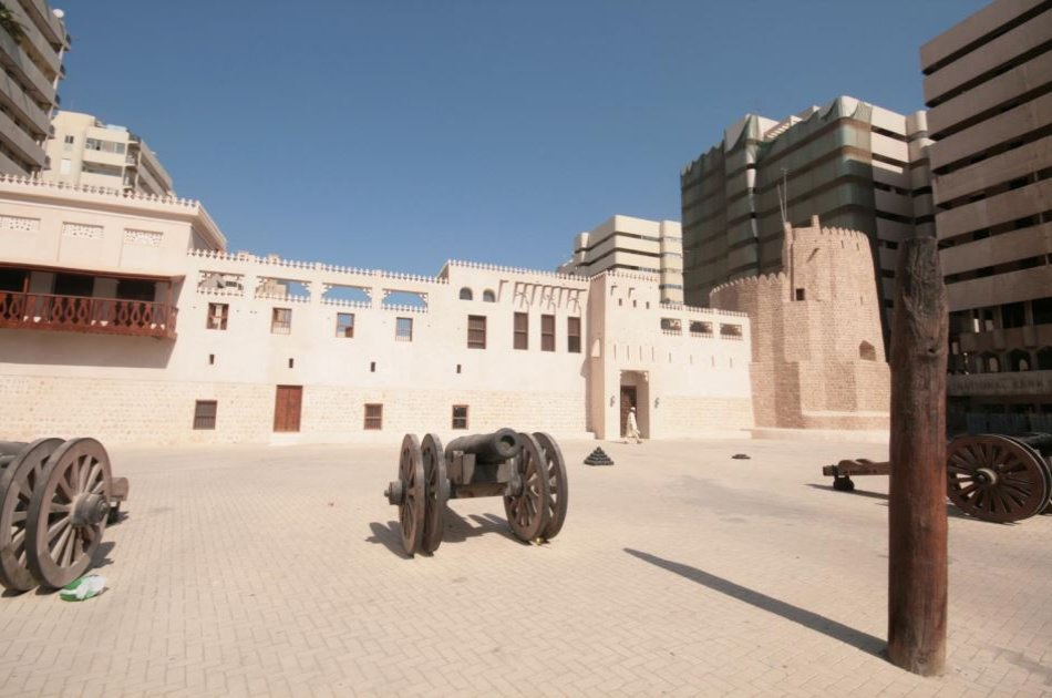 Private Sharjah City Tour from Dubai