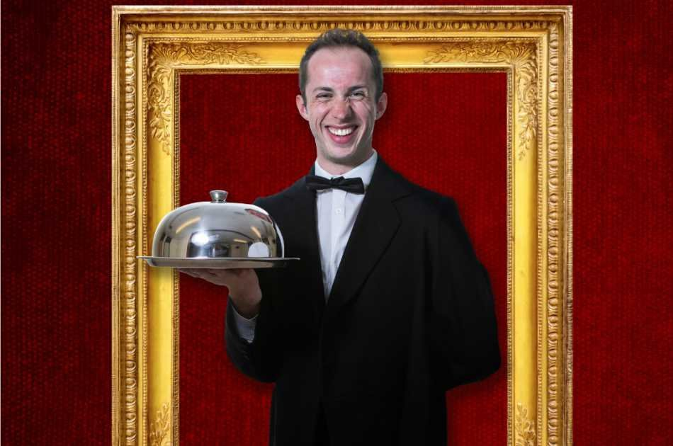 A Right Royale Tea London - Comedy Dining Experience