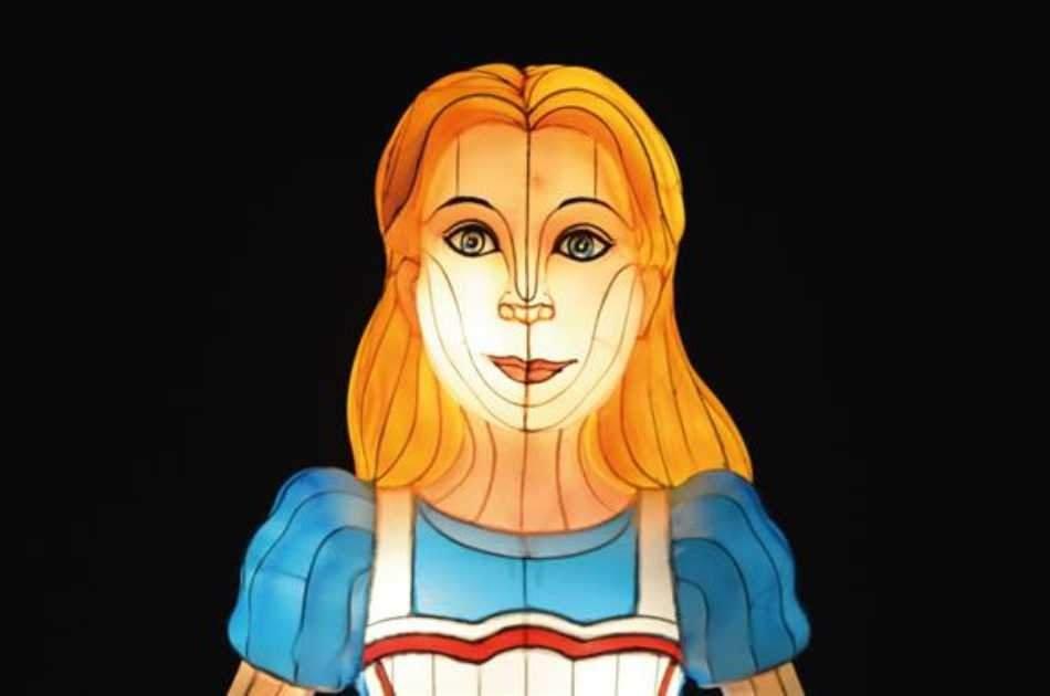 Alice in Winterland Lantern and Light Festival