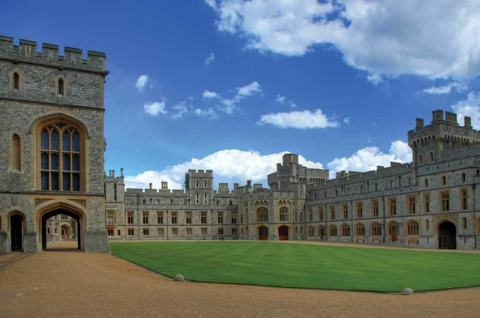 Discover Windsor, Oxford and Stonehenge