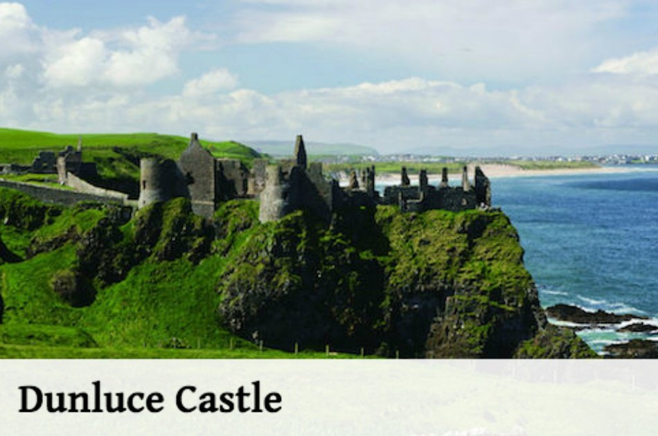 Giants Causeway and Game of Thrones® from Belfast - Touring Exhibition
