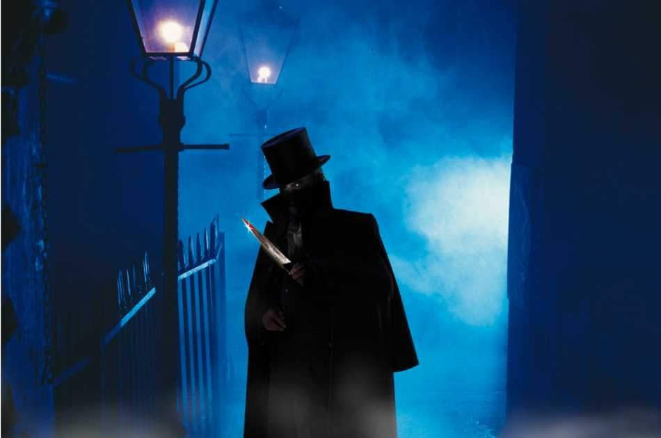 Jack the Ripper Walking Tour - 6:00 pm