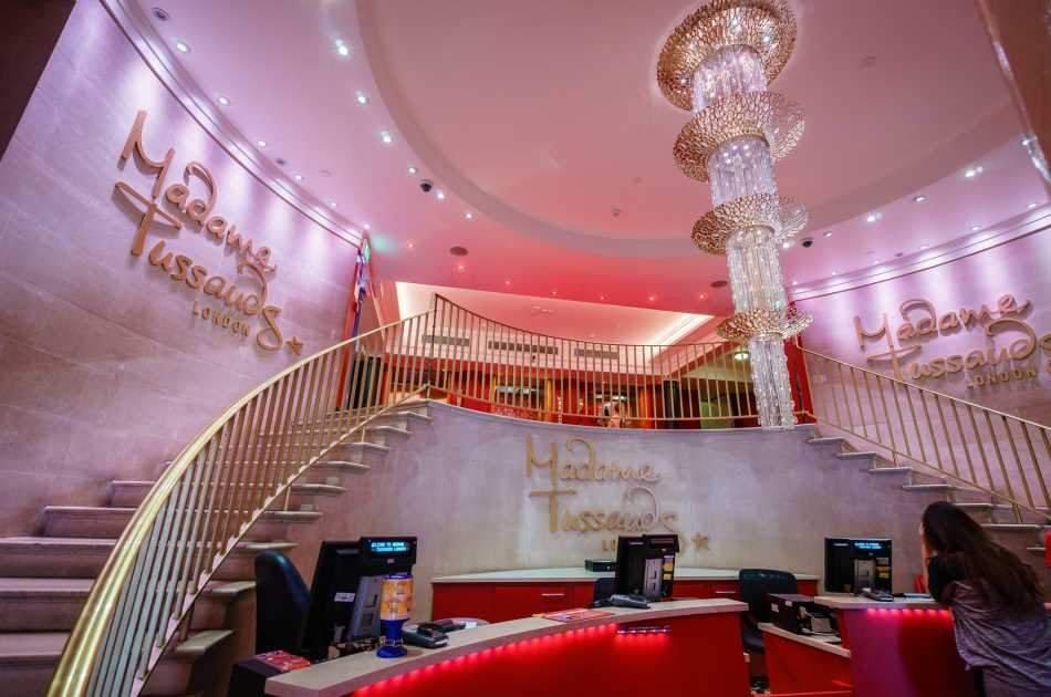 Madame Tussauds - Dedicated Entrance