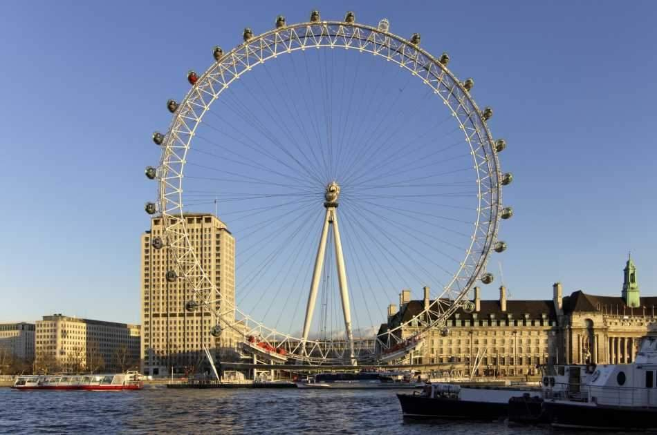 The Coca Cola London Eye - Standard Ticket