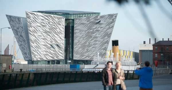 Titanic Experience and Causeway from Belfast