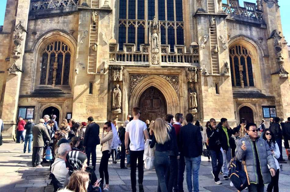 Windsor Castle and City of Bath with Free Lunch Pack