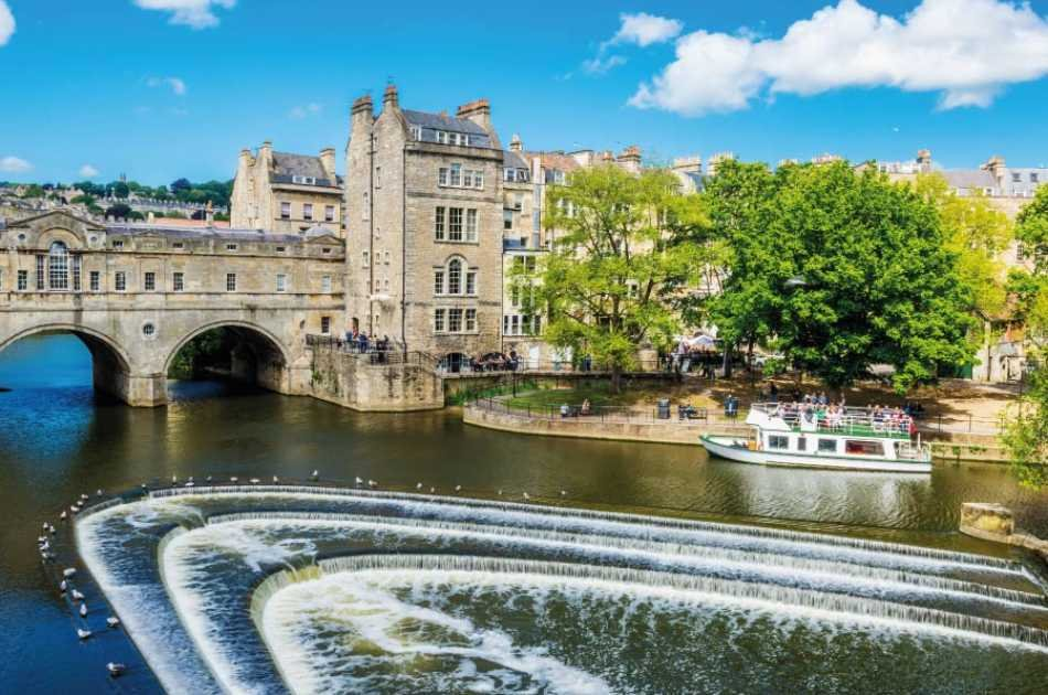 Windsor Castle and Roman Baths with Free Lunch Pack