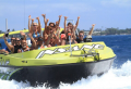 3, 4 or 5 Hour Private Charter on Insane Jet Boat to Lanai