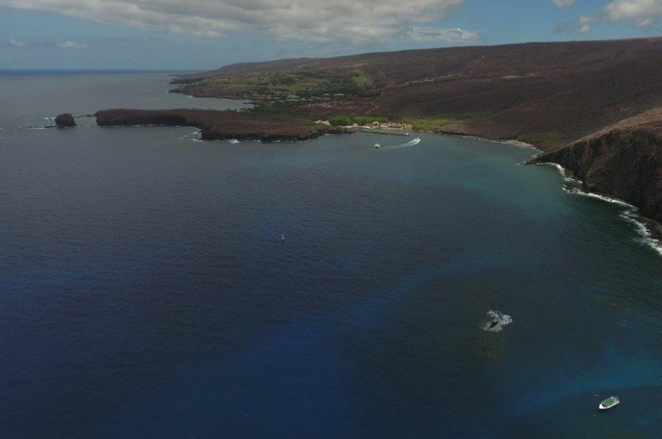 3 Hour Private Charter to Lanai's Tropical Hideaway in Hawaii
