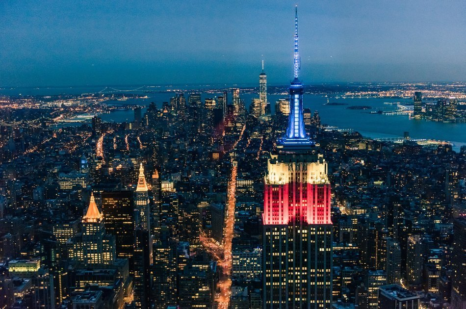 30 Minutes Private New York Helicopter Tour